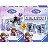 Ravensburger–7227–Box of 3Puzzles with Memory