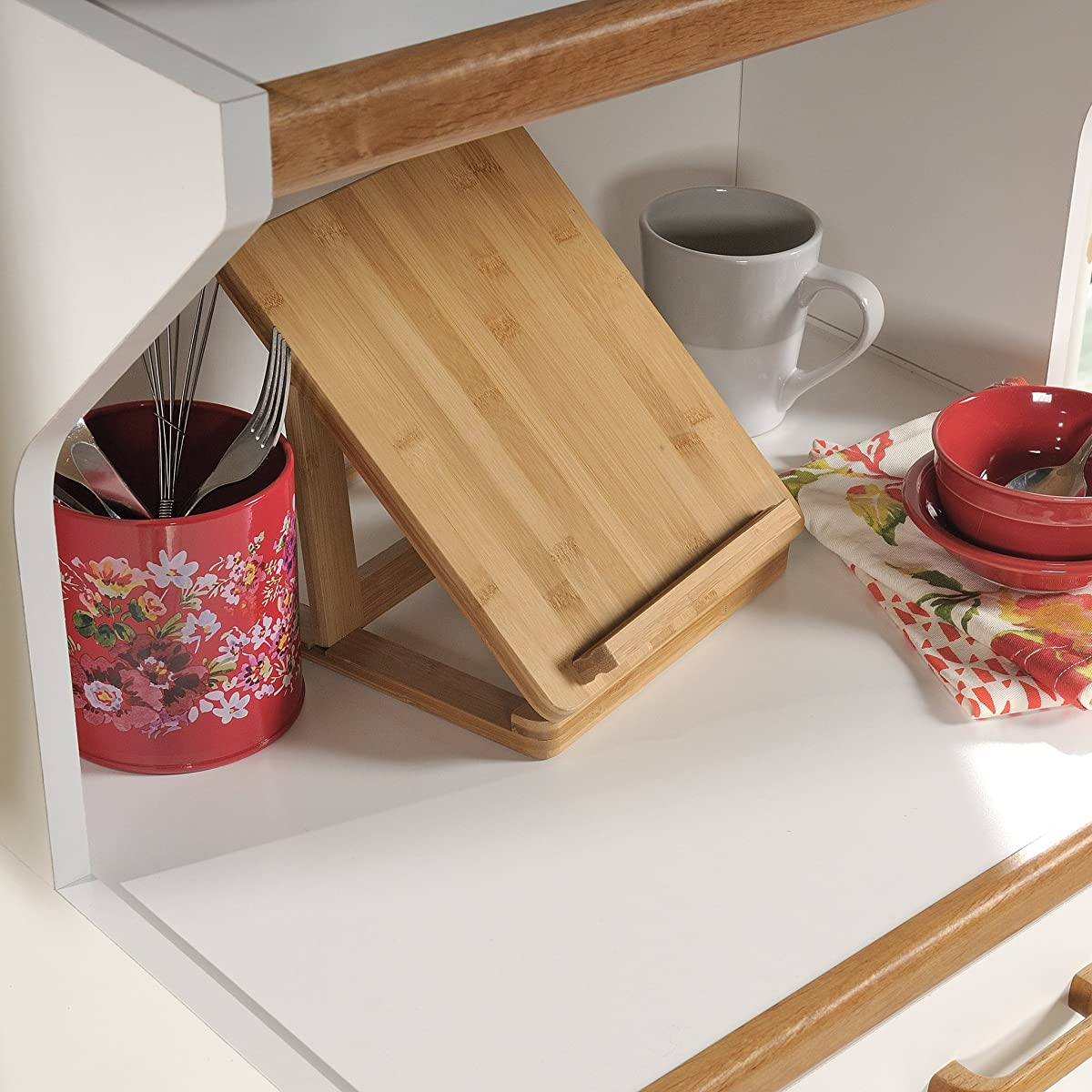 Sauder Universal Oven Cart, White
