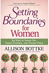 Setting Boundaries® for Women Kindle Edition