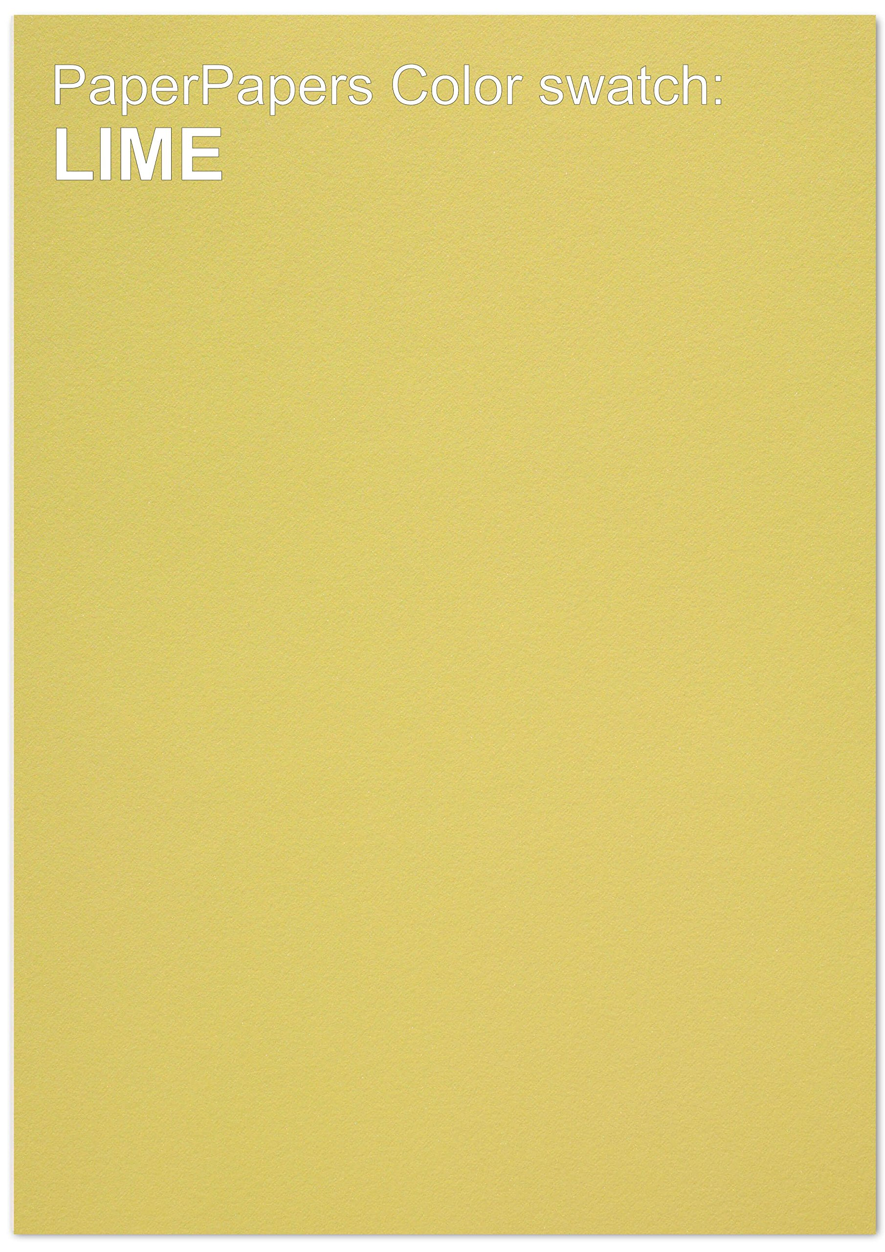 Curious Metallic - LIME Paper - 32T Multipurpose Paper - 12 x 18 - 200 PK by Paper Papers