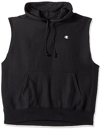018e56c9abb65 Champion Life Men s Reverse Weave Sleeveless Pullover Hoodie