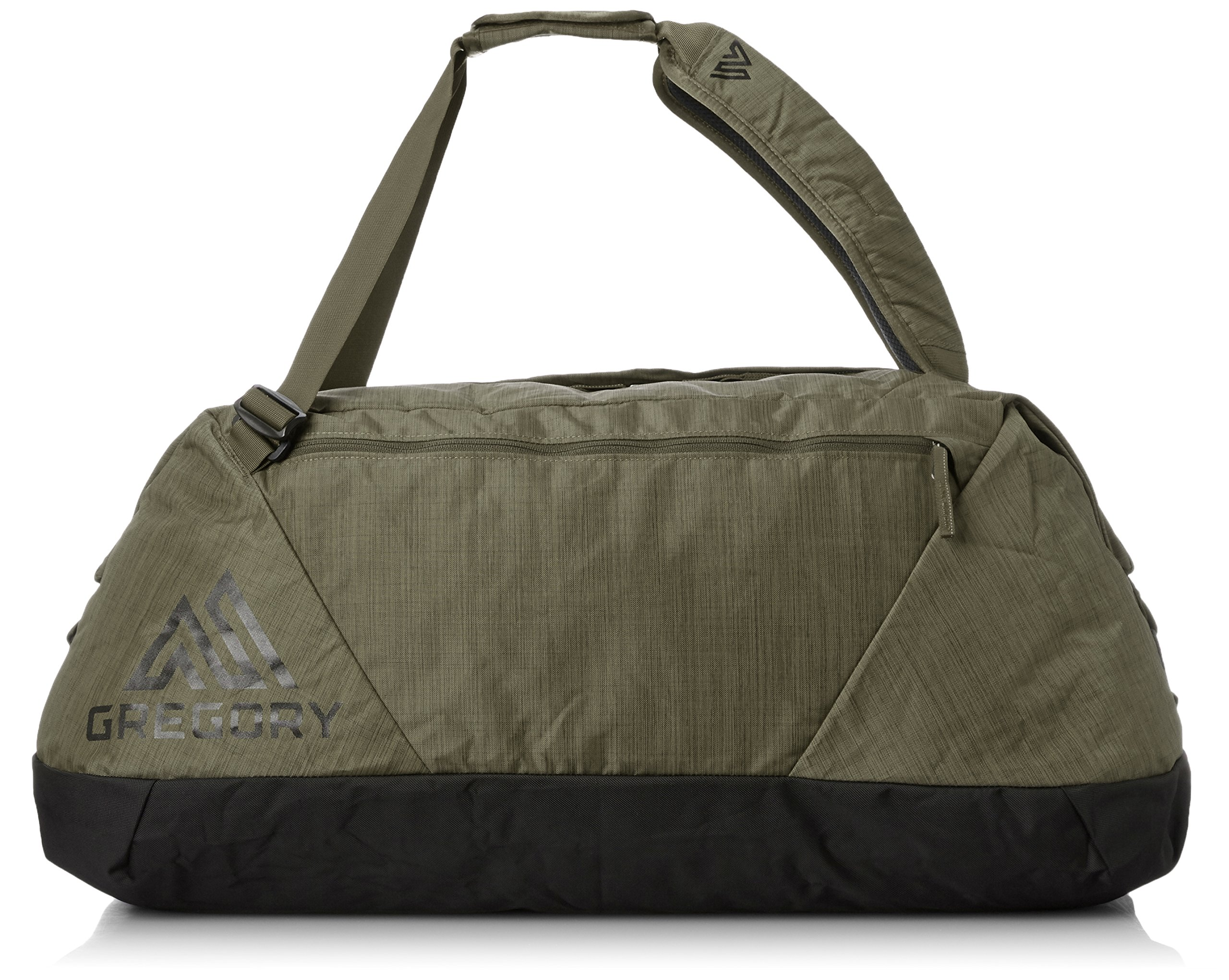 Gregory Mountain Products Stash Duffel Bag | Travel, Expedition, Storage | Durable Construction, Padded Shoulder Straps, Full Length Zipper for Easy Packing