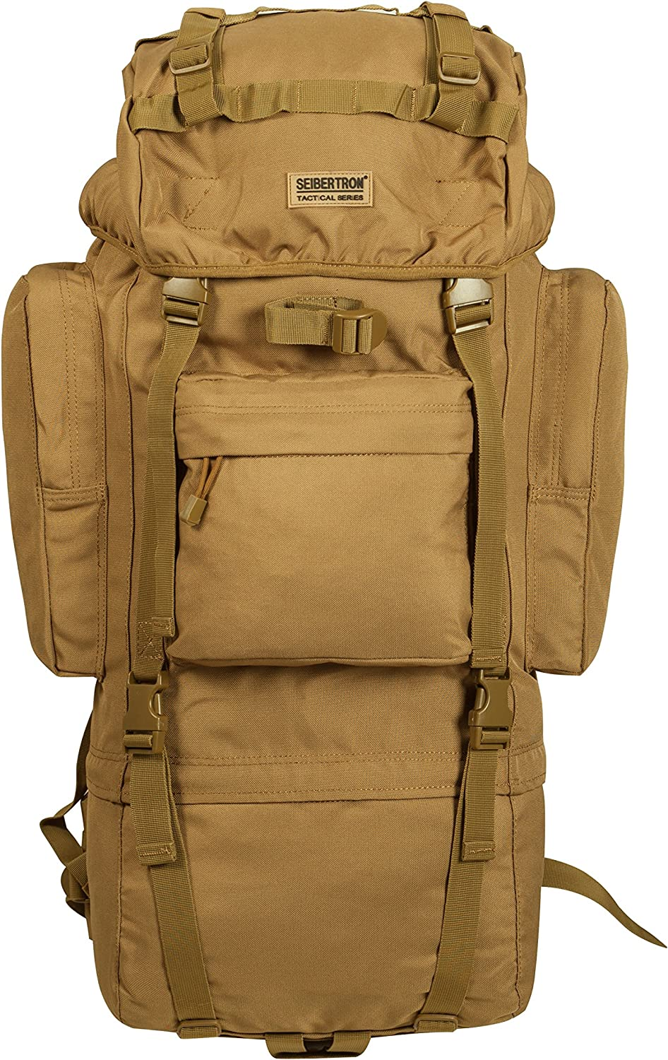 Ultimate Guide To The Best Backpacks For Travel Australia 2021 - Seibertron Military Molle Backpack