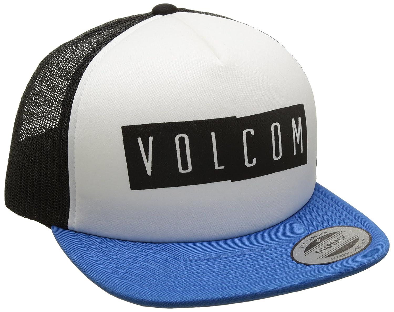 Volcom Stack Chees Tiene Trucker Cap Béisbol Gorro Gorra Azul ...