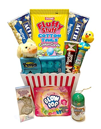 Amazon easter care package easter candy kids easter snack easter care package easter candy kids easter snack box gift for college students negle Image collections