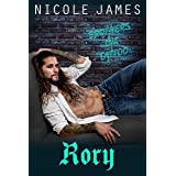 RORY: Brothers Ink Tattoo (Brothers Ink Tattoo Series Book 4)