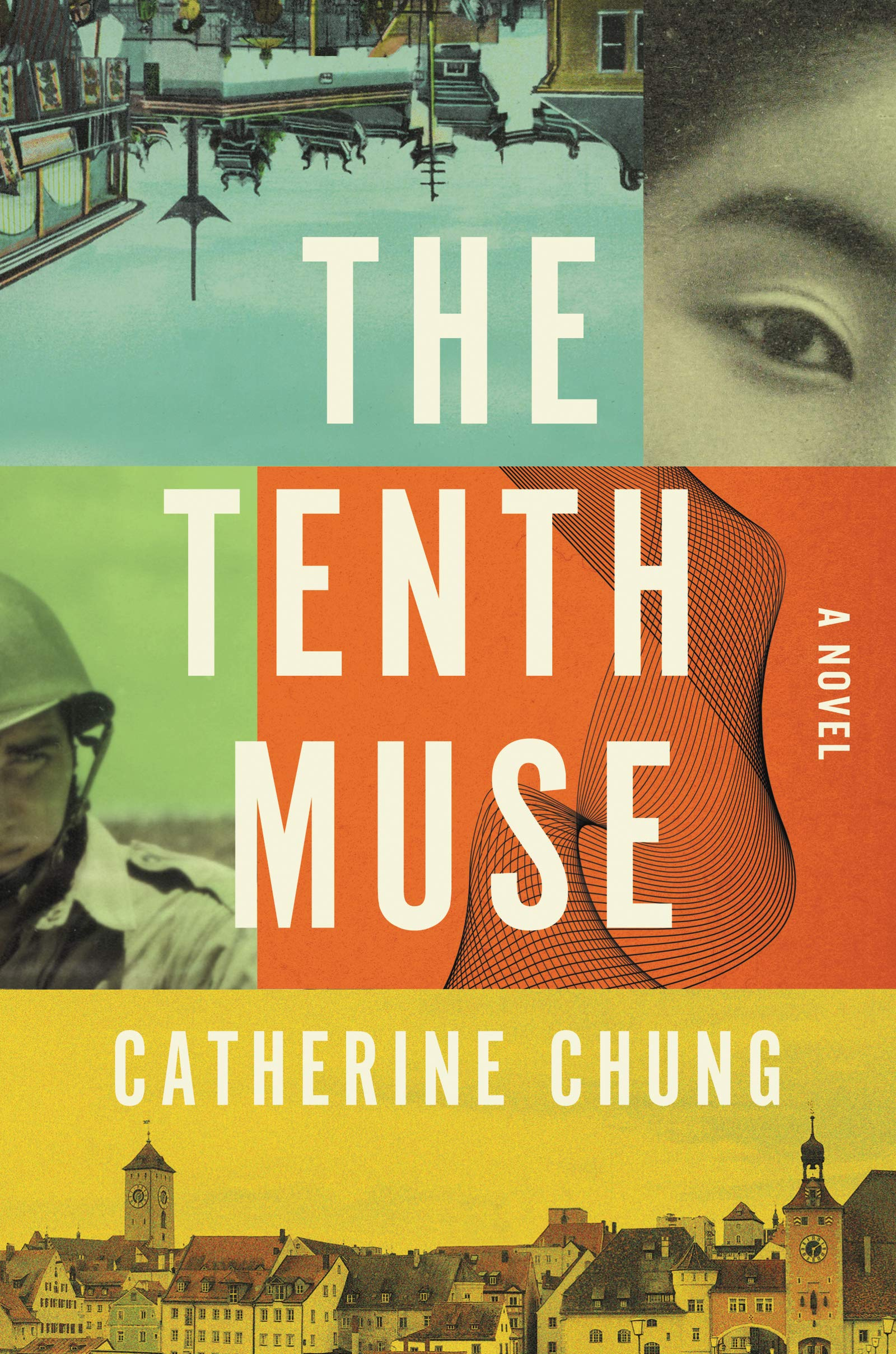 Image result for the 10th muse by catherine chung