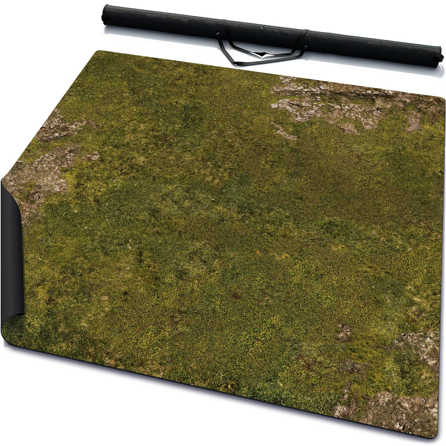 4' x 4' Rubber Battle Mat: Homeland + Bag