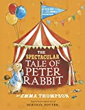 The Spectacular Tale of Peter Rabbit Book and CD