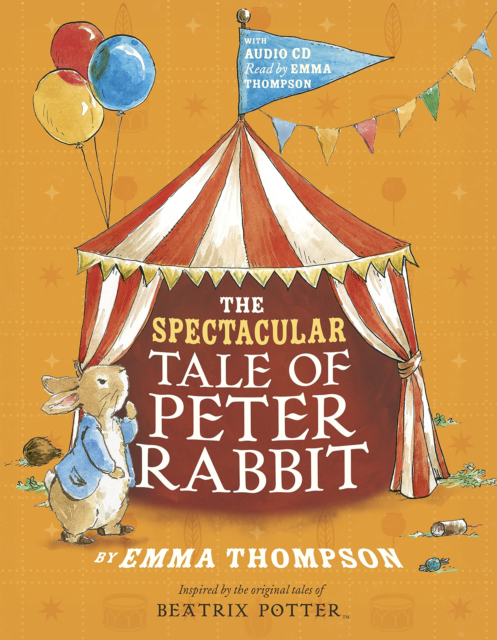 The Spectacular Tale of Peter Rabbit Book and CD pdf