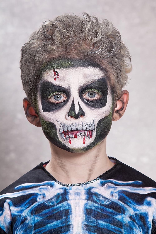 Eulenspiegel Motiv Set Skull Boy