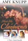 Meet Me at Clayborne's: Hale Street Boxed Set