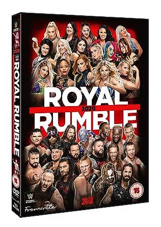 WWE: Royal Rumble 2020 [DVD] [Reino Unido]: Amazon.es: Becky Lynch, Samoa Joe, AJ Styles, Seth Rollins, Becky Lynch, Samoa Joe: Cine y Series TV