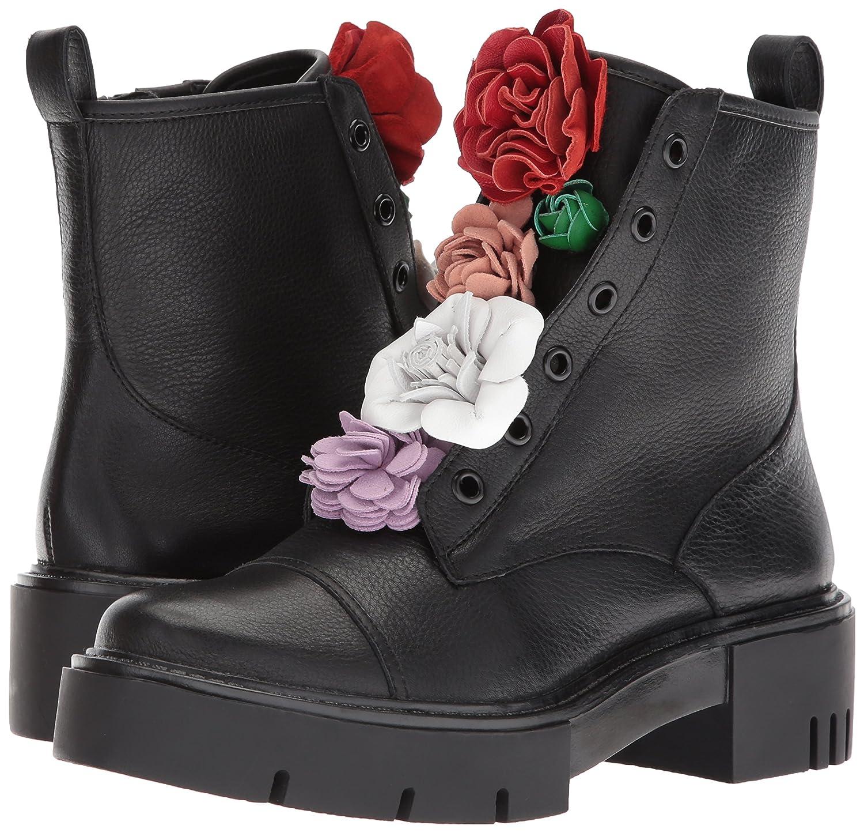Katy Perry Women's The Bliss Combat Boot B073DZGDJH 6 B(M) US Black