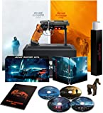 Blade Runner 2049 Japanese Limited Premium Box Ultra HD Blu-ray Steelbook with NECA Blaster Edition (Only 3000 Sets Available) [Japan Import]