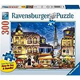 Pretty Paris Jigsaw Puzzle, Large Format, 300-Piece