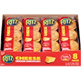 Ritz Cracker Sandwiches, Cheese, 8-ct, 1.35 oz