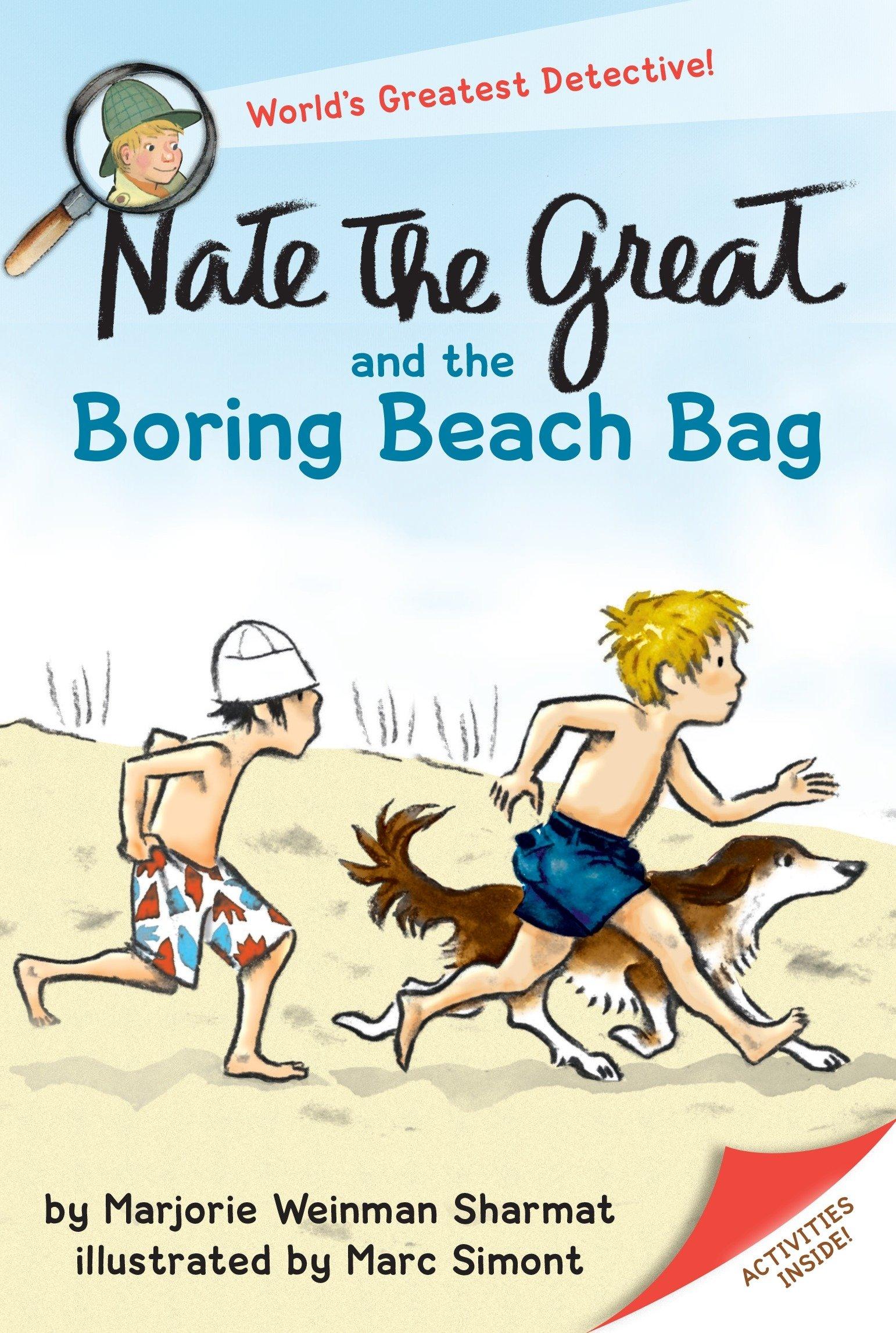 Nate Great Boring Beach Bag product image