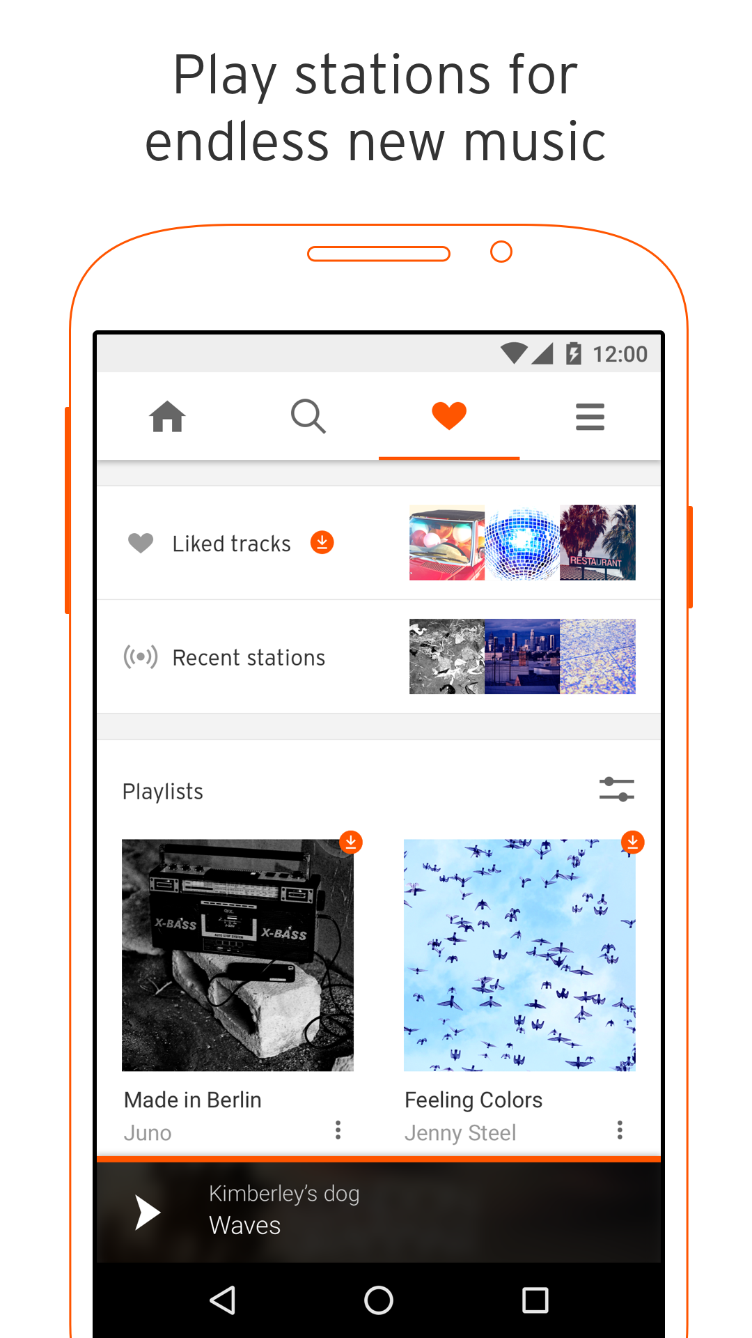 Amazon soundcloud music audio appstore for android ccuart Choice Image