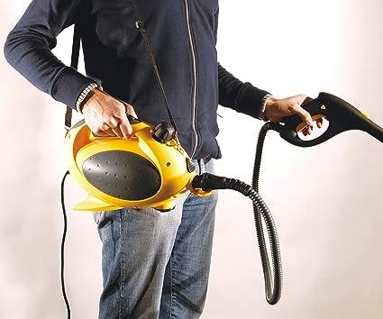 Polti Vaporetto Pocket - Limpiador a vapor portátil, capacidad 0 ...