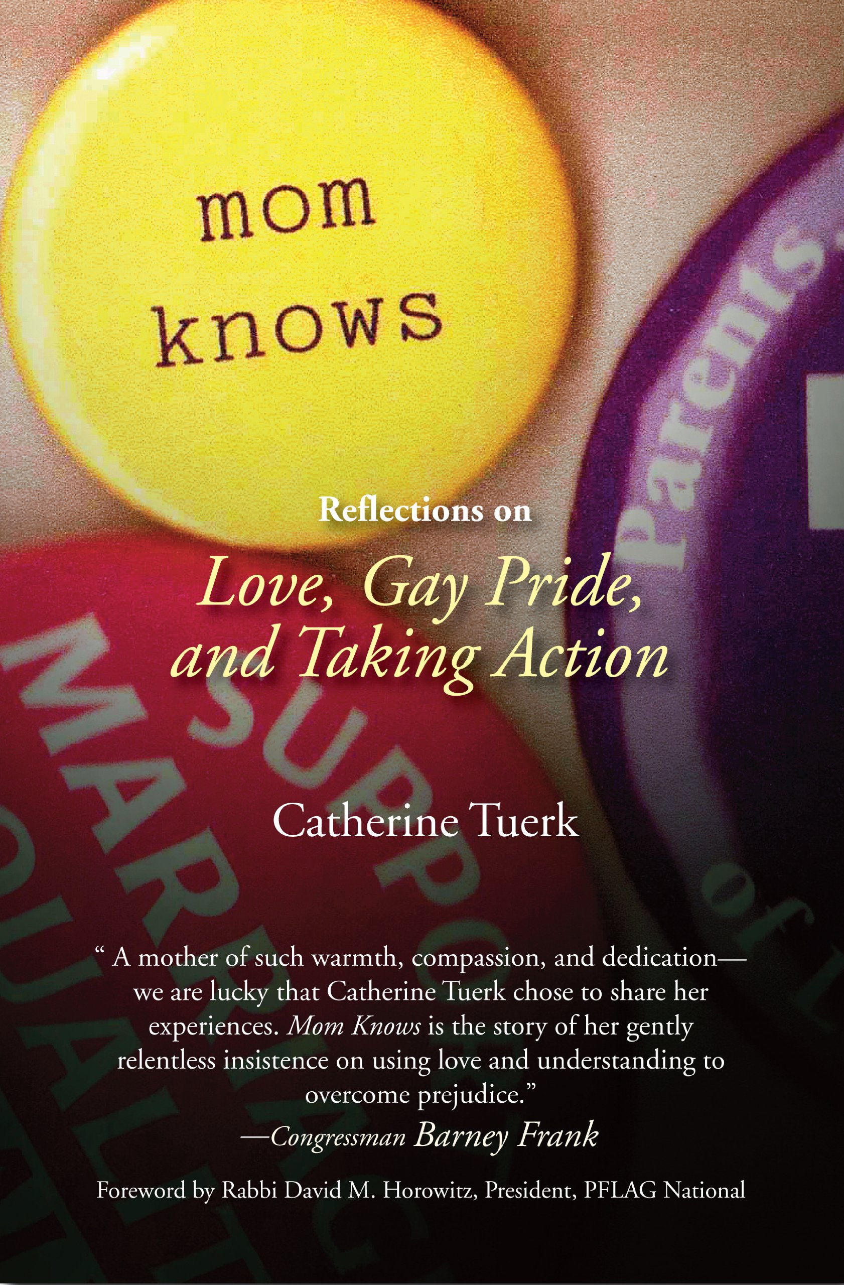 Download Mom Knows: Reflections on Love, Gay Pride, and Taking Action pdf