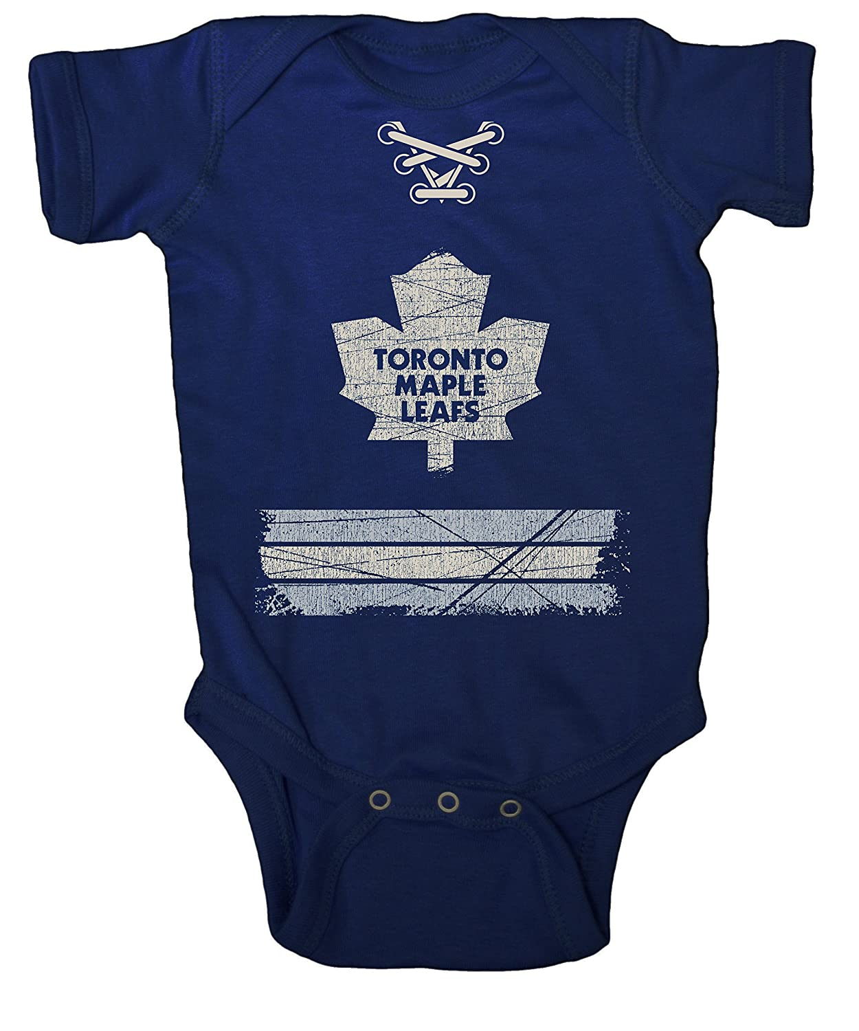 Amazon.com   NHL Toronto Maple Leafs Beeler Vintage Infant Jersey Creeper bd5cc6684