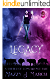 Legacy: A Shifter of Consequence Tale (Shifters of Consequence Book 2)