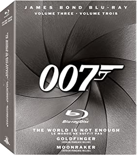 50 jaar james bond blu ray Amazon.com: Bond 50: The Complete 22 Film Collection [Blu ray  50 jaar james bond blu ray