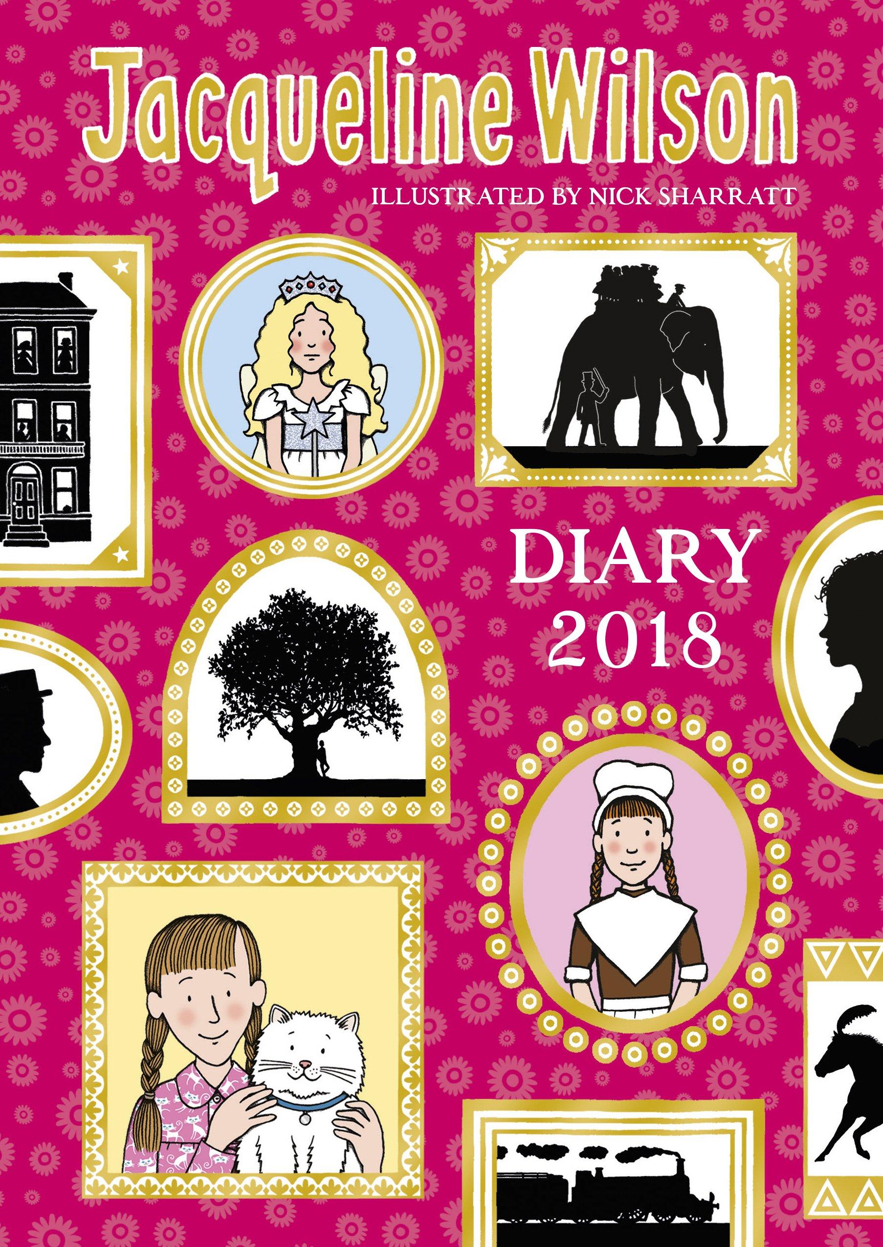 The Jacqueline Wilson Diary 2018 (Diaries 2018)