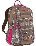 Outdoor Products Fieldline Pro Series Women's Treeline Backpack, 19.3-Liter Storage, Realtree APX