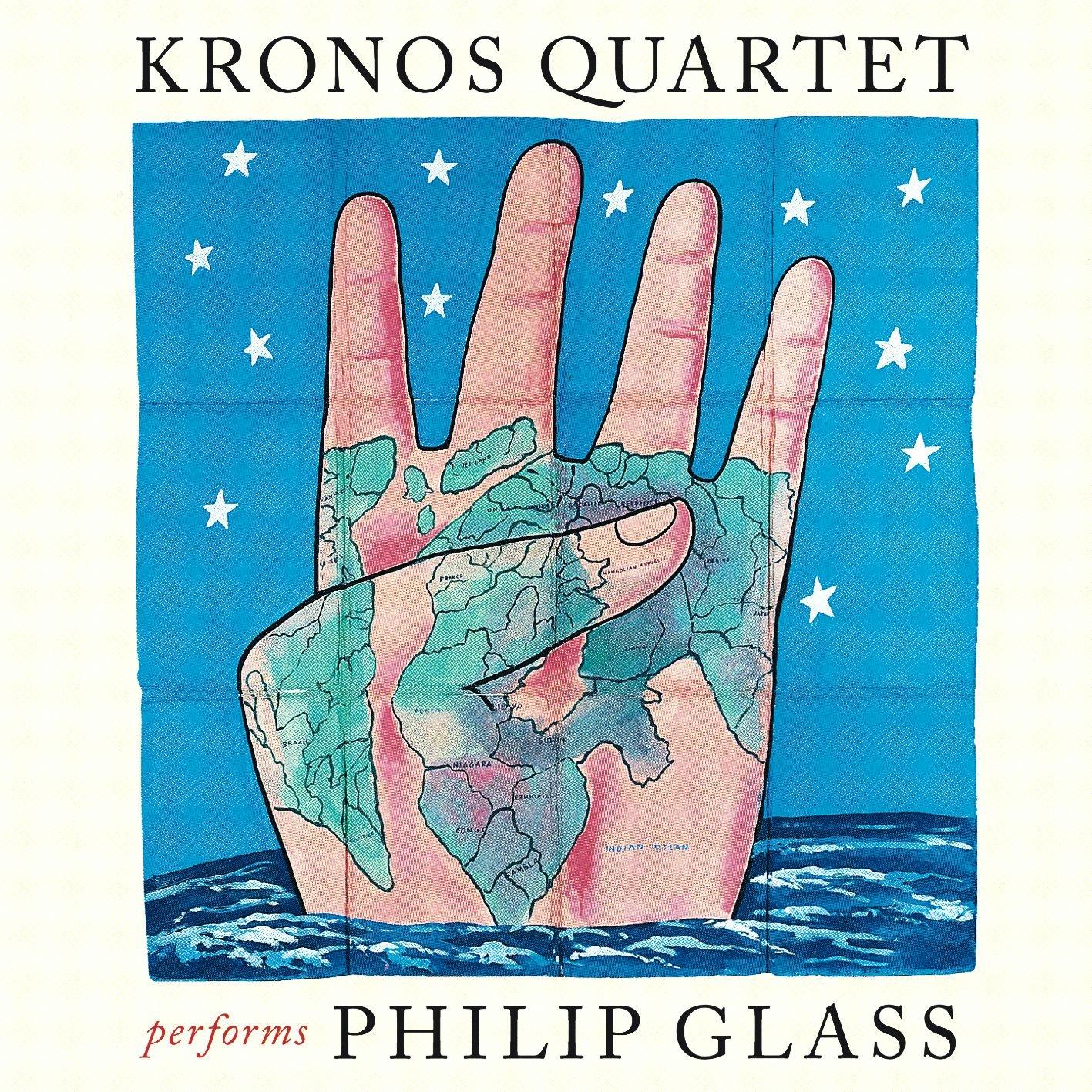 Kronos Quartet  Glass, Philip: String Quartets Nos 2, 3, 4 & 5   Amazon Music