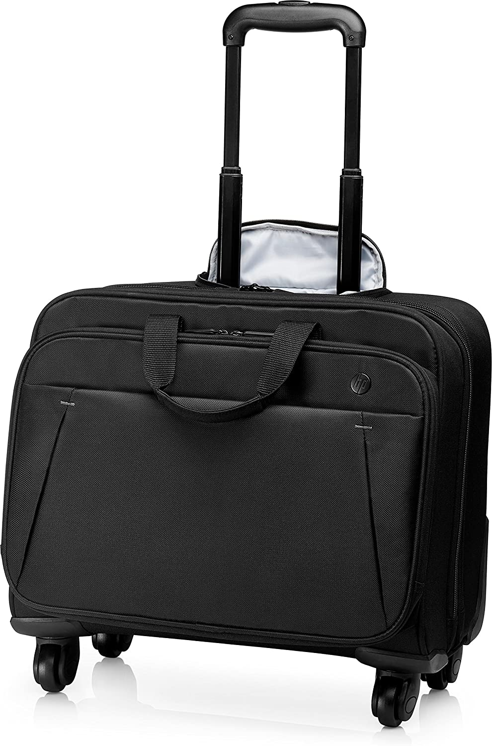 "HP Carrying Case (Roller) for 17.3"" Notebook, Credit Card, Passport, Accessories - Black"