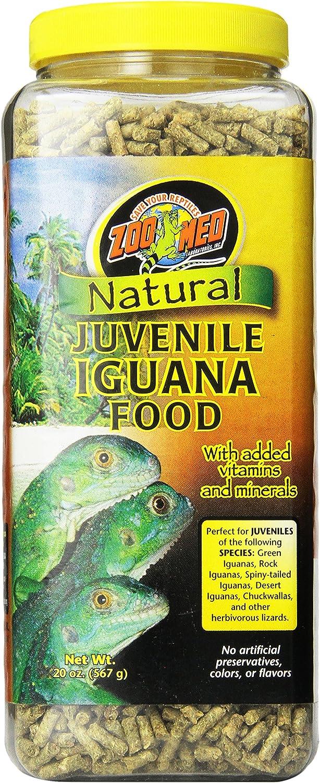 Royal Pet Supplies Inc Zoo Med Natural Iguana Food Formula