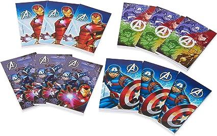Amazon.com: American Greetings Niños Avengers Epic Mini ...