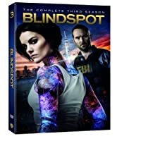 BLINDSPOT S3 [DVD] [2018]