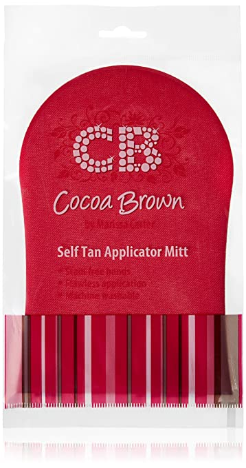 cocoa brown mitt