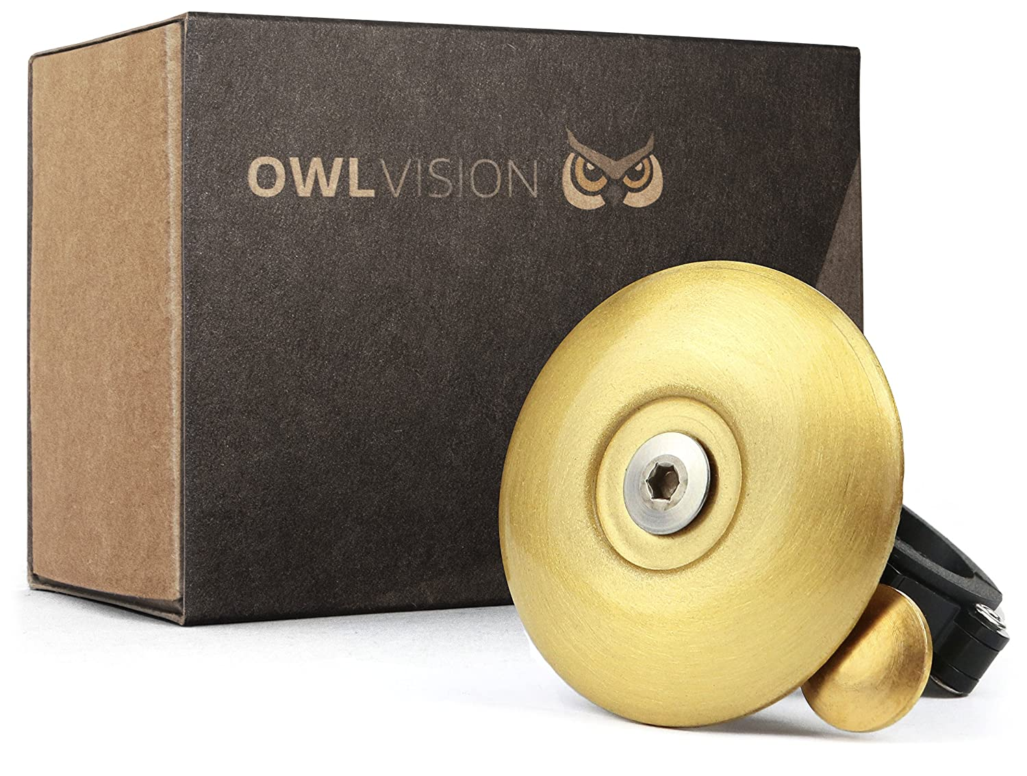 OWL VISION Cycling Bell Hoot - Cymbal