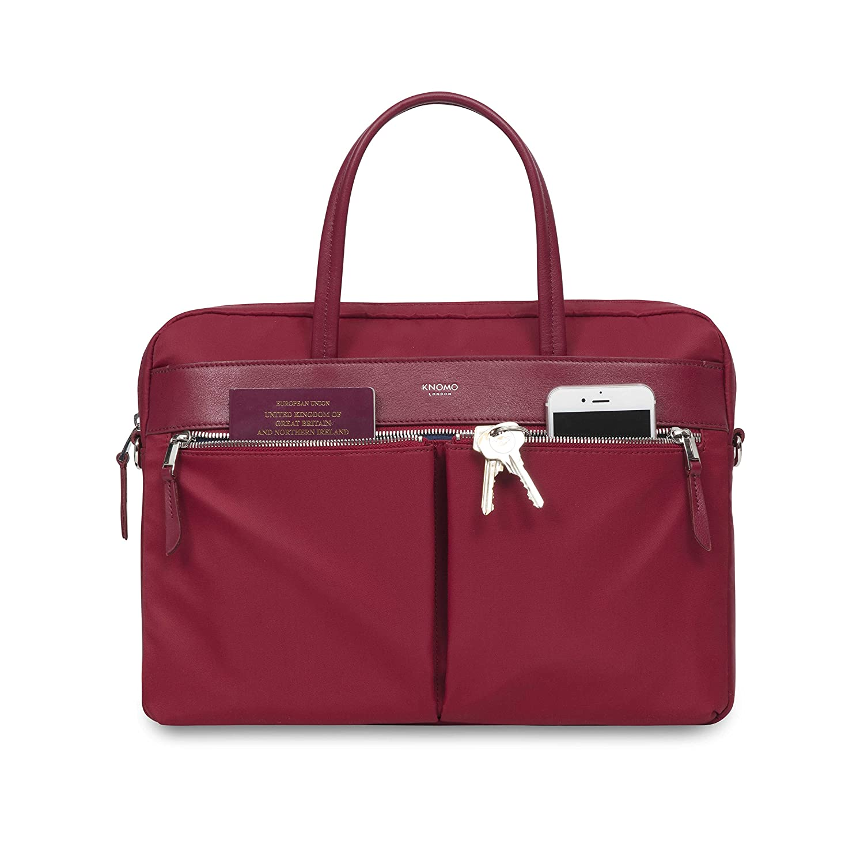 Knomo Luggage Hanover Briefcase 14 Briefcase