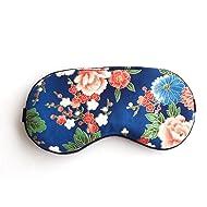 Handmade Oriental Floral Sleep Mask Eye Mask Travel Eye Mask Eye Shade Party Sleep Mask.
