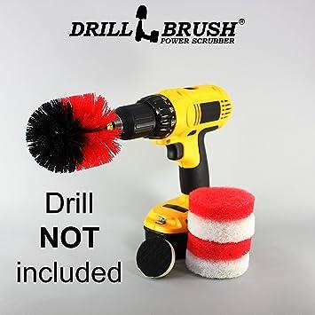 Electric Scrub Brush Bathroom My Web Value - Battery powered scrub brush