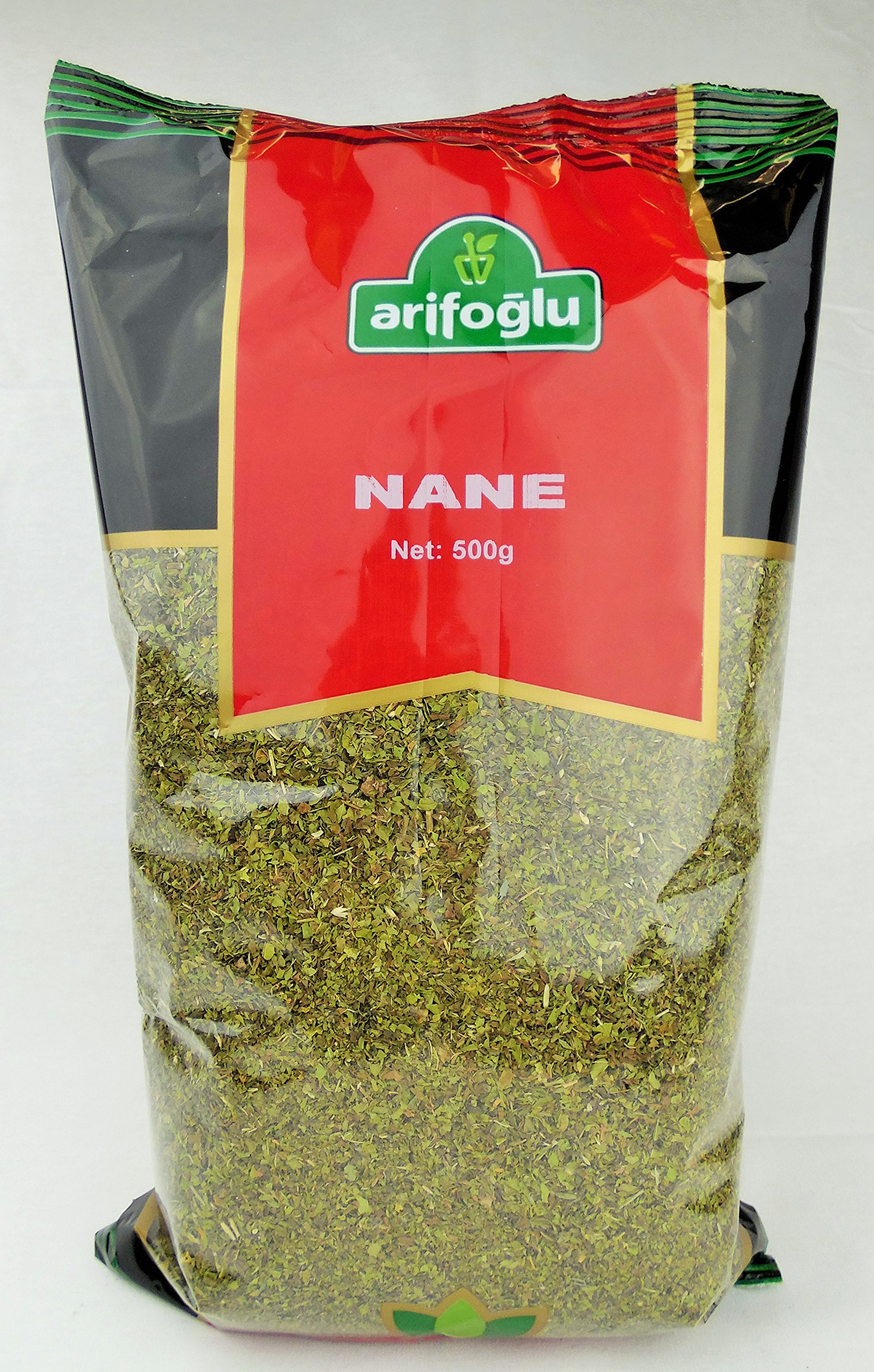 Arifoglu Natural Crushed Mint Leaf 500 Gr / 16.9 Oz