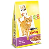 Go-Cat Dry Cat Adult Food Chicken and Duck, 10 kg
