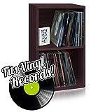 Way Basics 2 LP Album Shelf Vinyl Record Storage