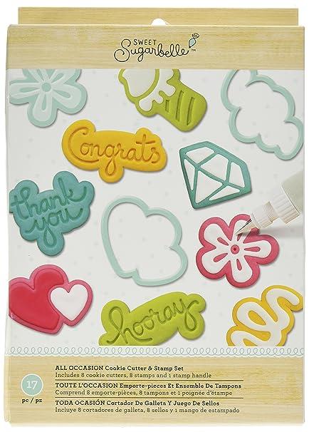 Sweet Sugarbelle 345574 Cookie Cutter Set Multicolor
