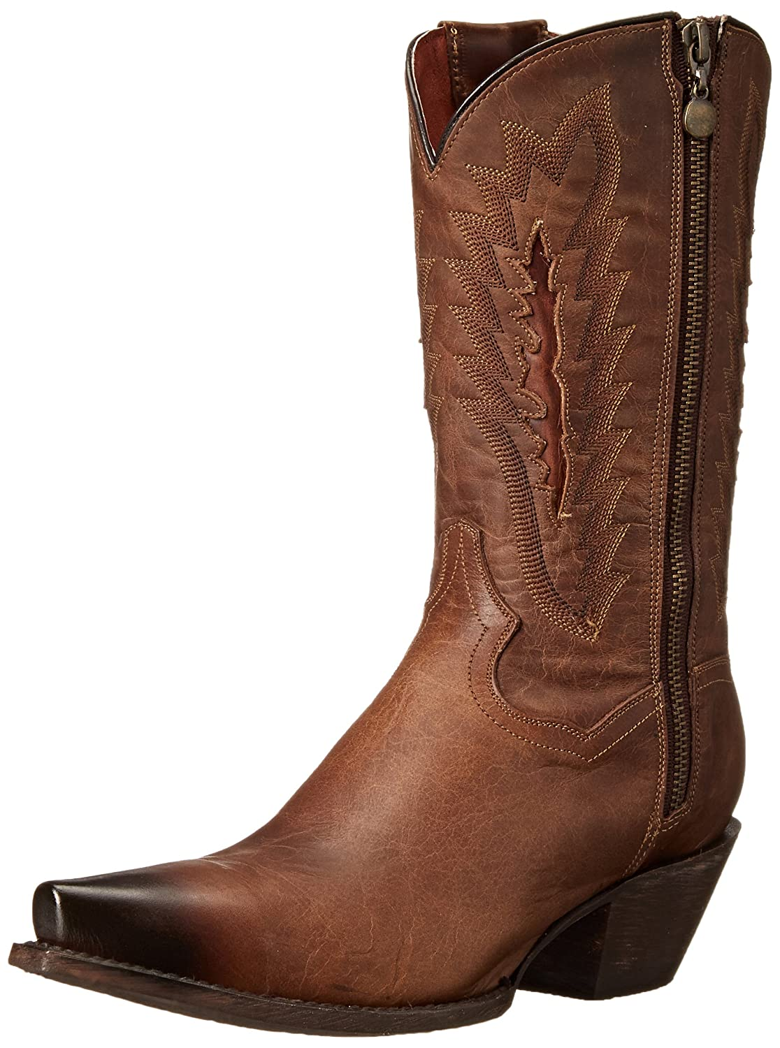 Dan Post Women's Trish Western Boot B00UUH82CQ 8.5 B(M) US|Tan