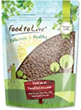 Food to Live Whole Red Lentils (5 Pounds)