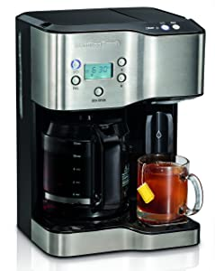 7 Best Coffee Maker With A Hot Water Dispenser Reviews – Expert's Guide 5