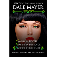 Family Blood Ties: Books 4-6: A Family Blood Ties collection (English Edition)