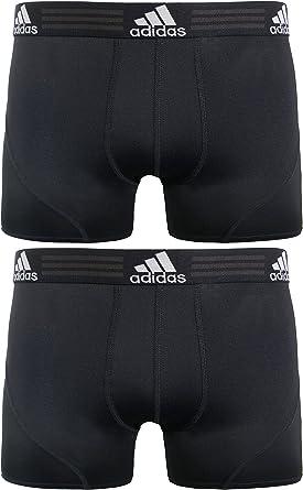 Fiordo Dar derechos Literatura  Amazon.com: adidas Sport Performance Climalite - Ropa interior para hombre  (2 unidades): Clothing