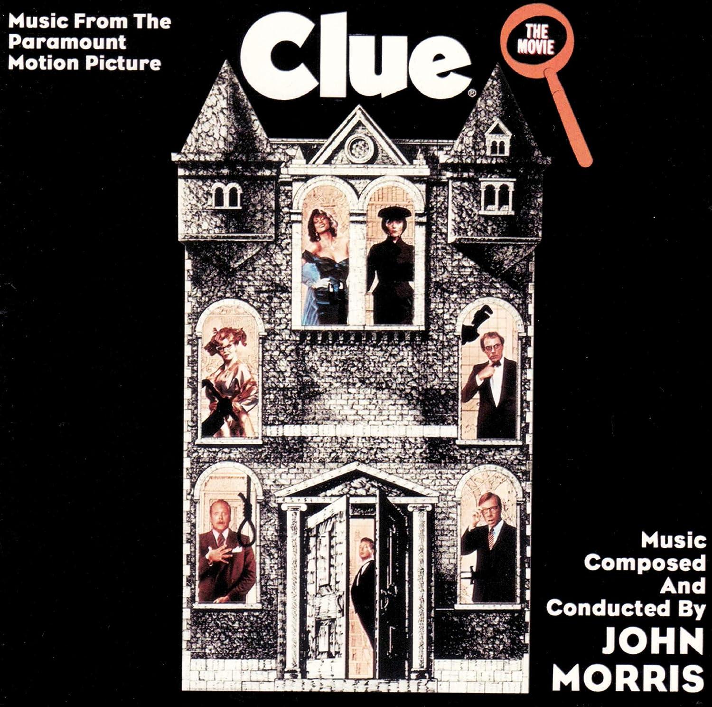 Clue Original Motion Picture Bonus +7 Sale price Score Tracks Regular discount